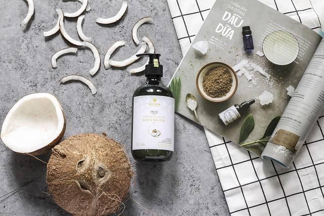 Właściwości oleju kokosowego a także jego zastosowanie w kosmetyce