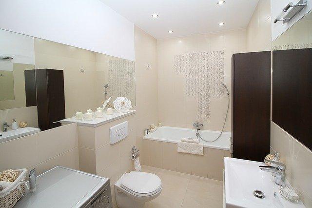 Kilka sposobów na nowoczesny wystrój łazienki